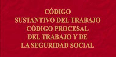 CÓDIGO PROCESAL DEL TRABAJO Y DE LA SEGURIDAD SOCIAL (DECRETO LEY 2158 DE 1948 )